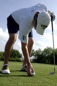 SFS Airman putts his way to Team U.S.A.